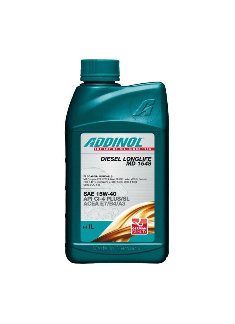 Addinol Diesel Longlife MD 1548 SAE 15W-40 (1 літр)