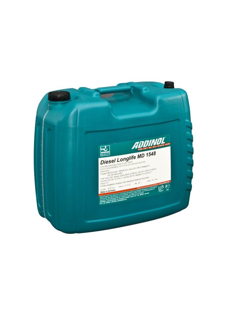 Addinol Diesel Longlife MD 1548 SAE 15W-40 (20 літрів)