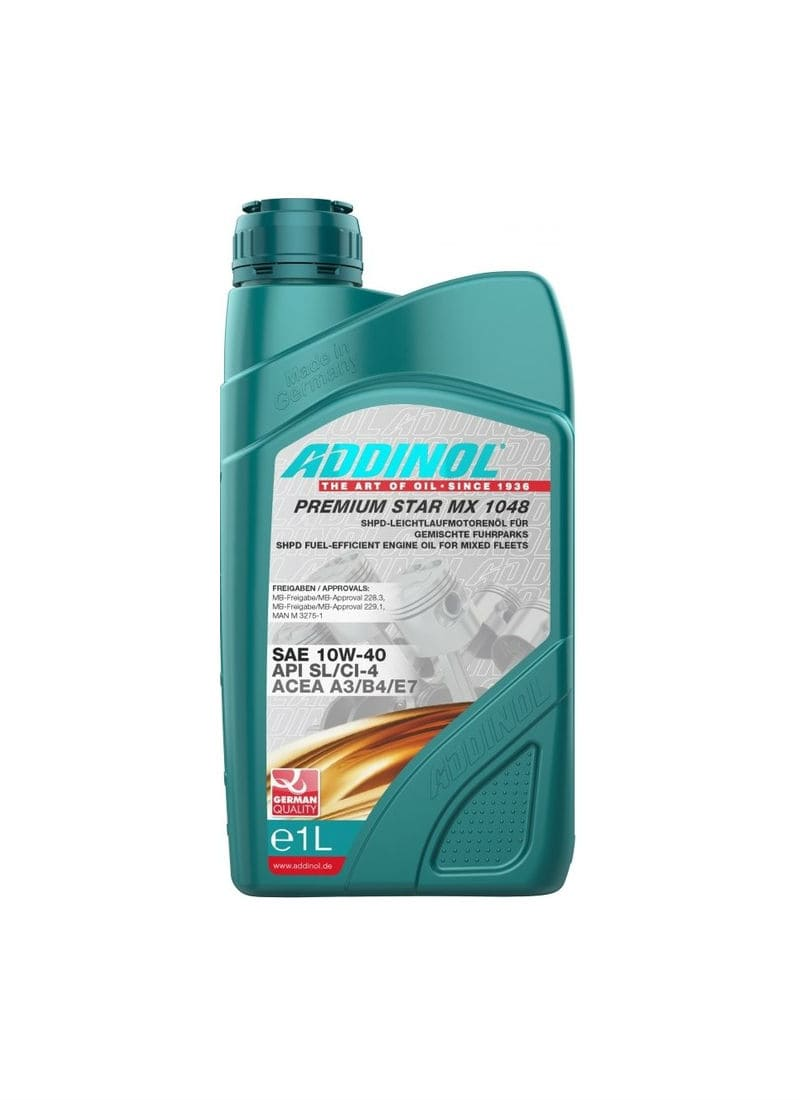 Addinol Premium Star MX 1048 SAE 10W-40 (1 літр)