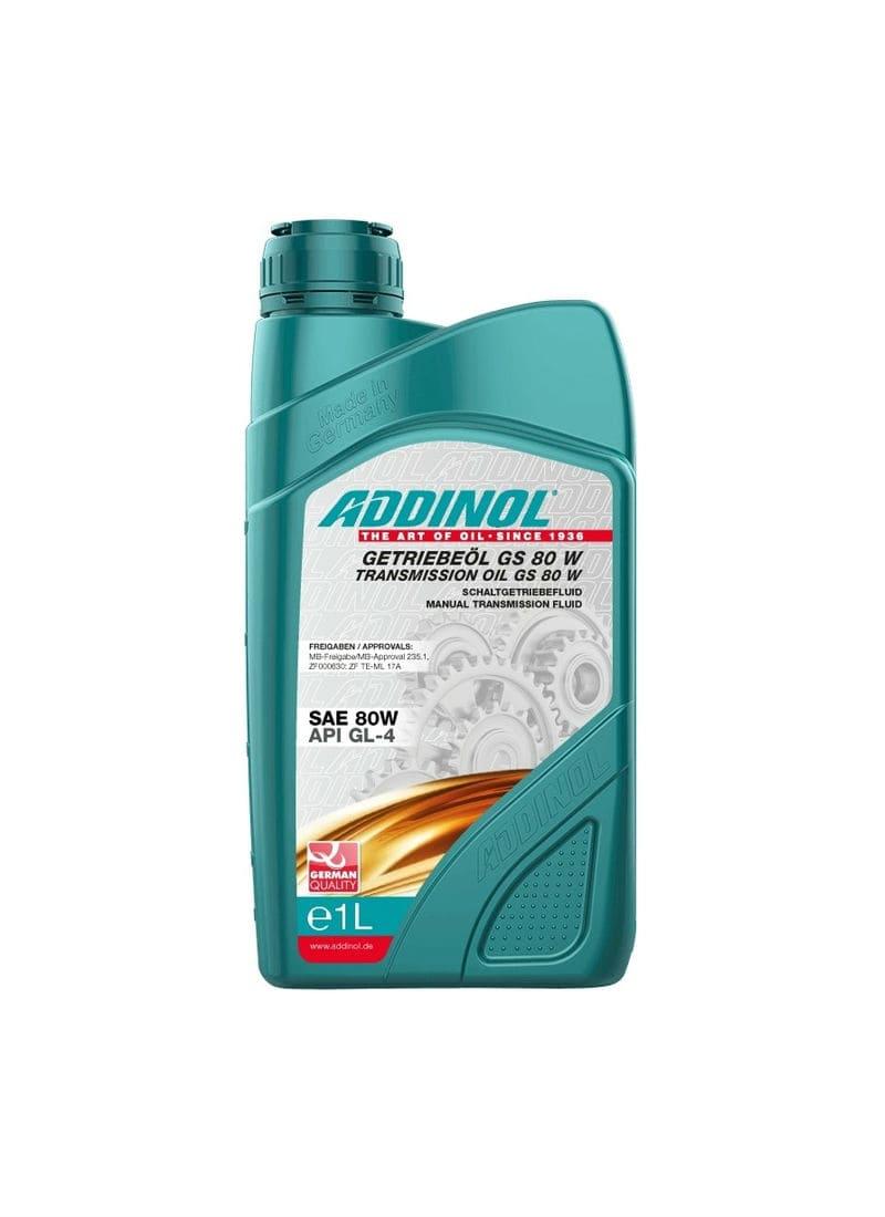 Addinol Getriebeöl GS 80W (1 літр)